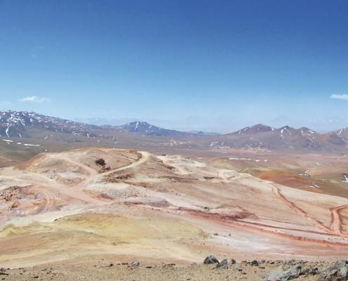 Nueva Esperanza Panoramic View